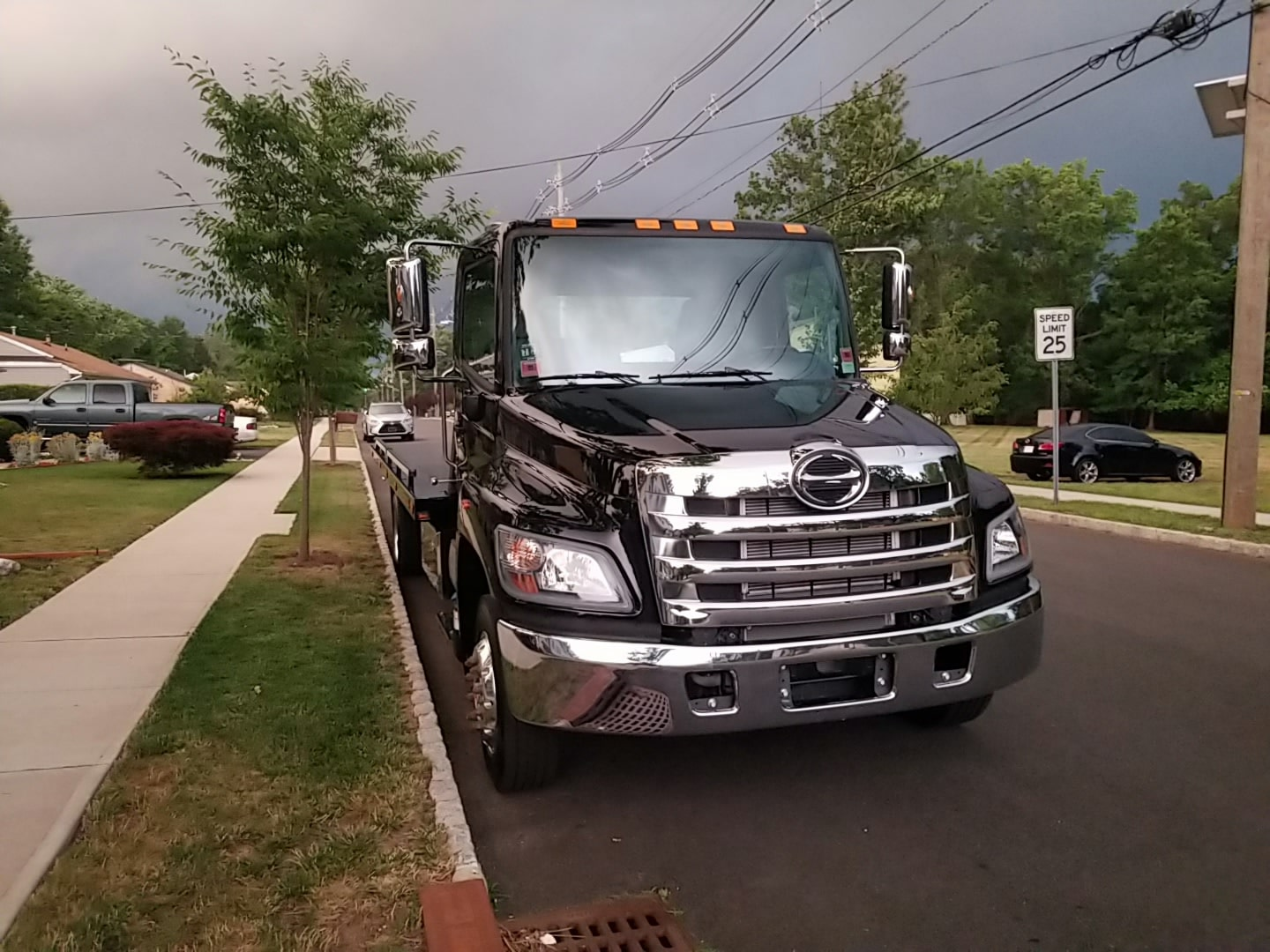NJ towing service